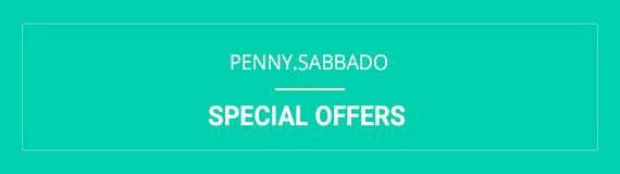 Penny Sabbado Special Offers